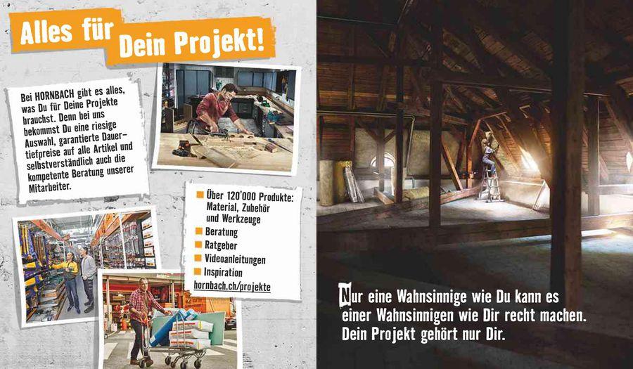 Alles für dein projekt september von hornbach baumarkt schweiz