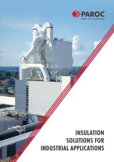 Solutions for Industrial Insulation 2017