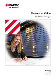 Elements of Vision - PAROC Elementauswahl 2017