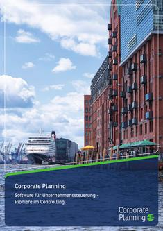 Corporate Planning - Pioniere im Controlling 2017