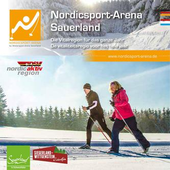 Nordicsport-Arena Sauerland (Winter) 2017