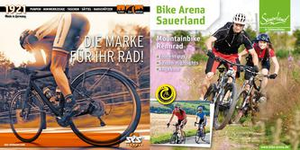 Bike Arena Sauerland - Booklet 2017