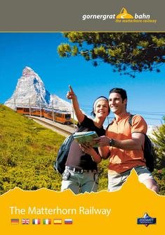 The Matterhorn Railway 2017