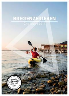 Bregenzerleben - City Guide 2017