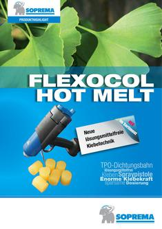 Flexocol Hotmelt 2017