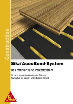 Sika AcouBond System 2017