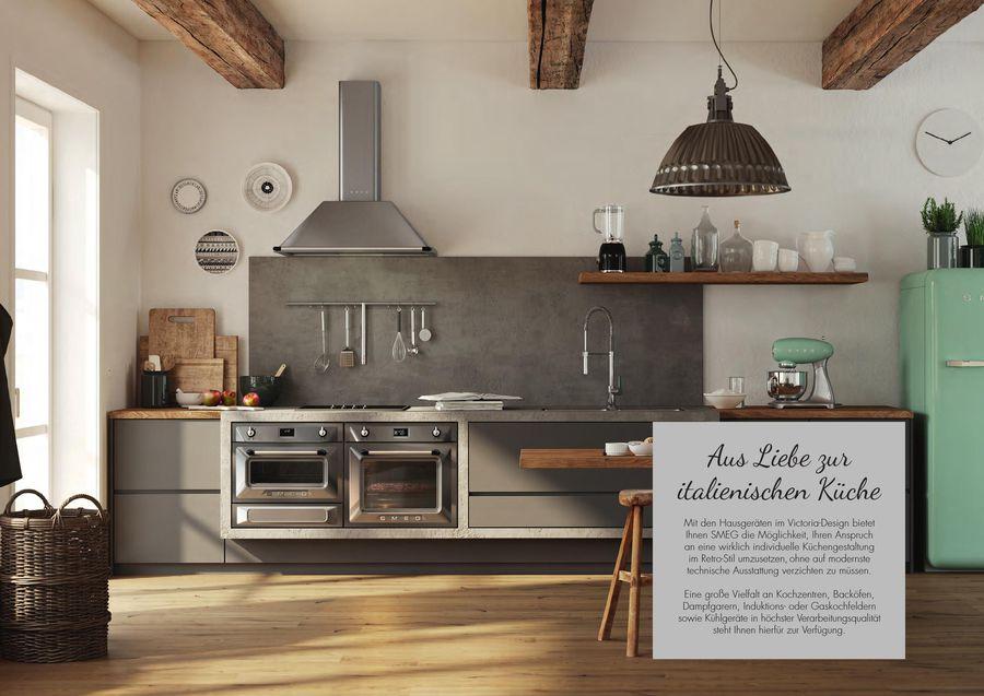 Smeg Kühlschrank Kundendienst : Smeg victoria von smeg deutschland