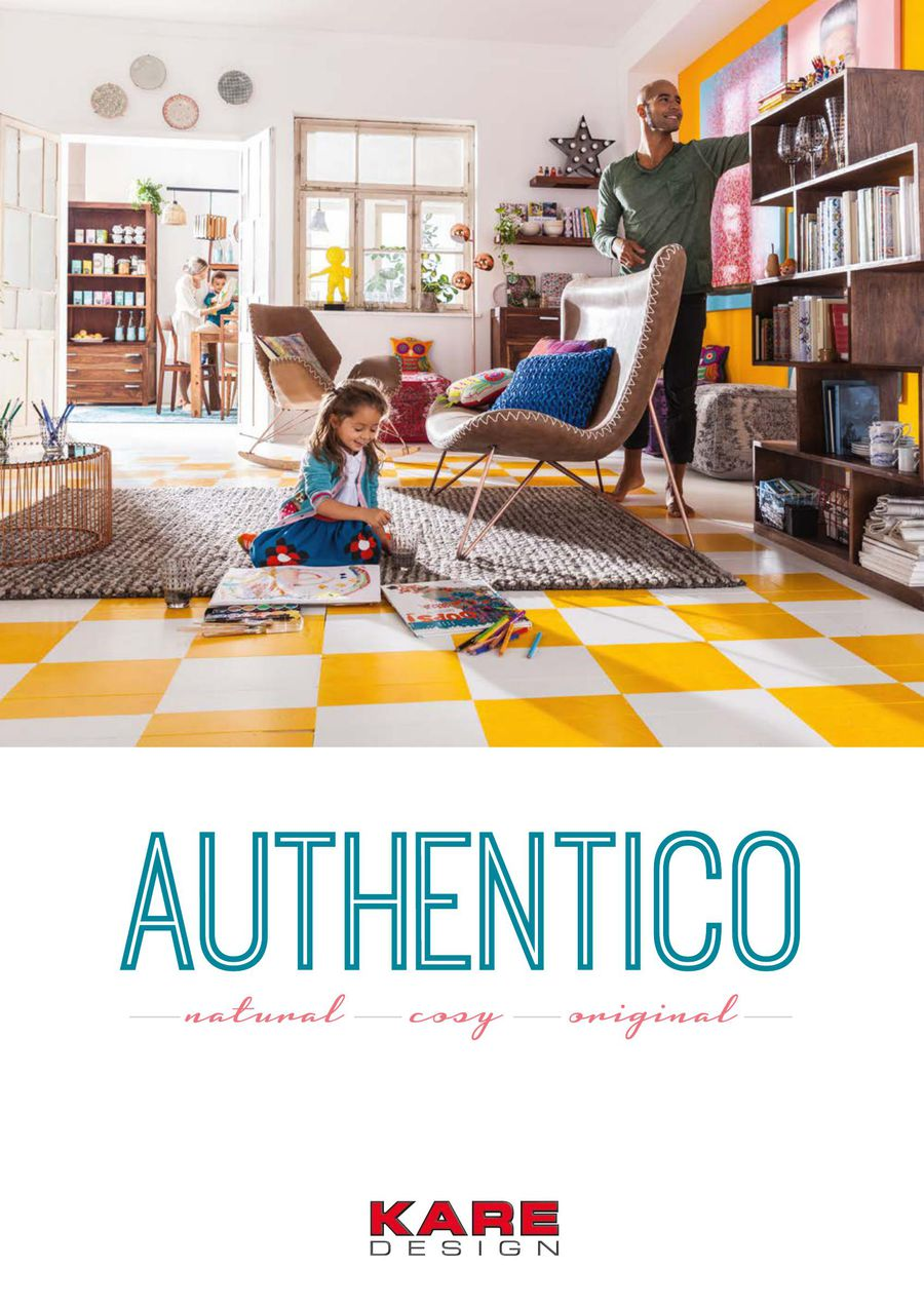 Authentico 2016 Von Kare Design