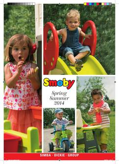 Smoby SS 2014