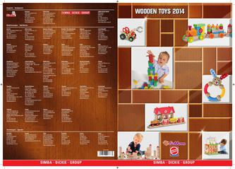 Wooden Toys 2014