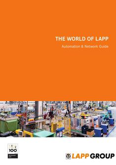 Automation & Network Guide 2016/17