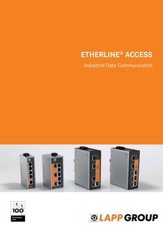 ETHERLINE® ACCESS 2017