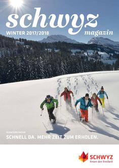 Schwyz Magazin Winter 2017/18