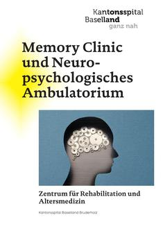 Memory Clinic und neuropsychologisches Ambulatorium 2018