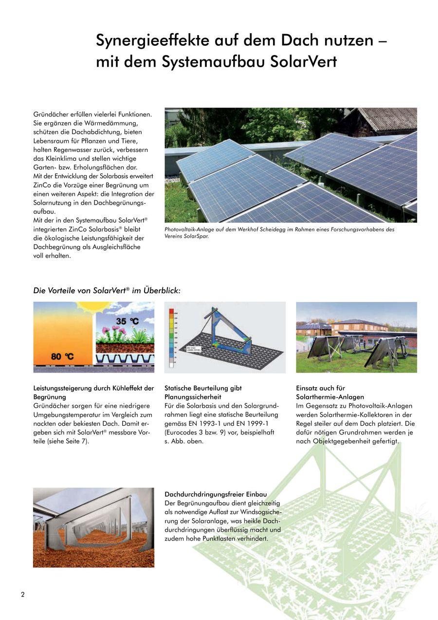 solarenergie und dachbegrünung 2018 von zinco dachbegrünungssysteme