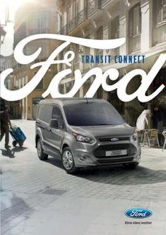 Hauptkatalog Ford Transit Connect (April 2017)
