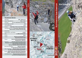 Klettersteigset Cable Vario : Klettersteigset