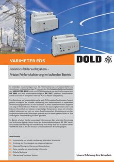 Isolationsfehlersuchsystem RR 5886 / RR 5887 2018