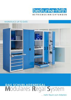 Modulares Regal System MRS 2018