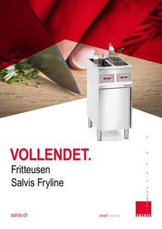 Fritteuse Salvis-Fryline 21.06.2018