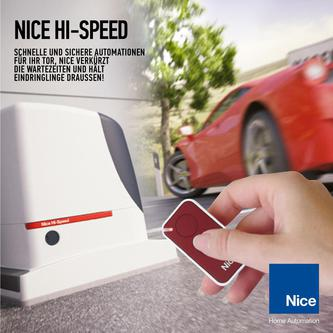 Nice Hi-Speed 2018