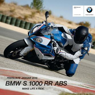 BMW S 1000 RR ABS 2016