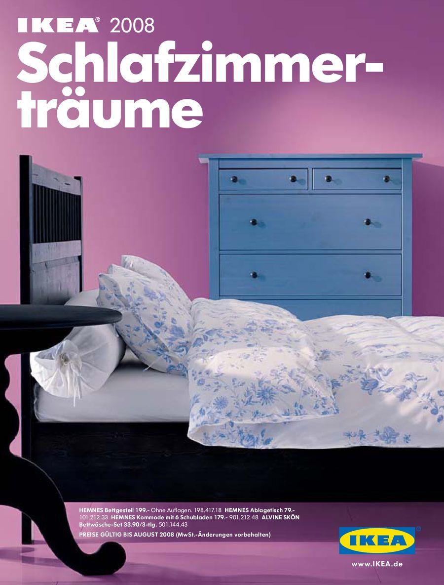 Schlafzimmer Träume 2008 Von Ikea