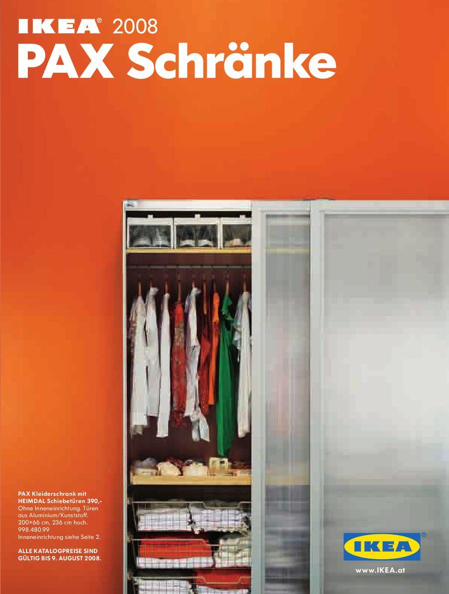 ikea kleiderschrank komplement in pax schr nke 2008 von ikea. Black Bedroom Furniture Sets. Home Design Ideas