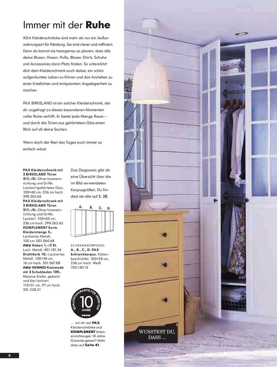 PAX Schränke 2008 von Ikea