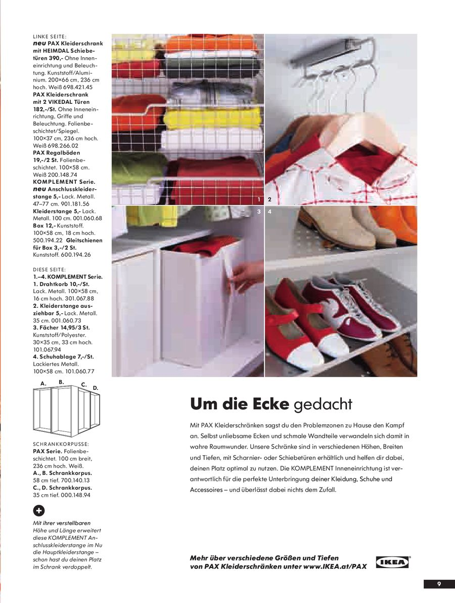 Großzügig Schrank Duden Fotos - Die Schlafzimmerideen - kruloei.info