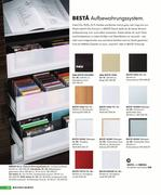 cd halter f r schublade in ikea katalog 2008 von ikea. Black Bedroom Furniture Sets. Home Design Ideas