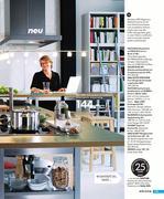 regal edelstahl in ikea katalog 2008 von ikea. Black Bedroom Furniture Sets. Home Design Ideas