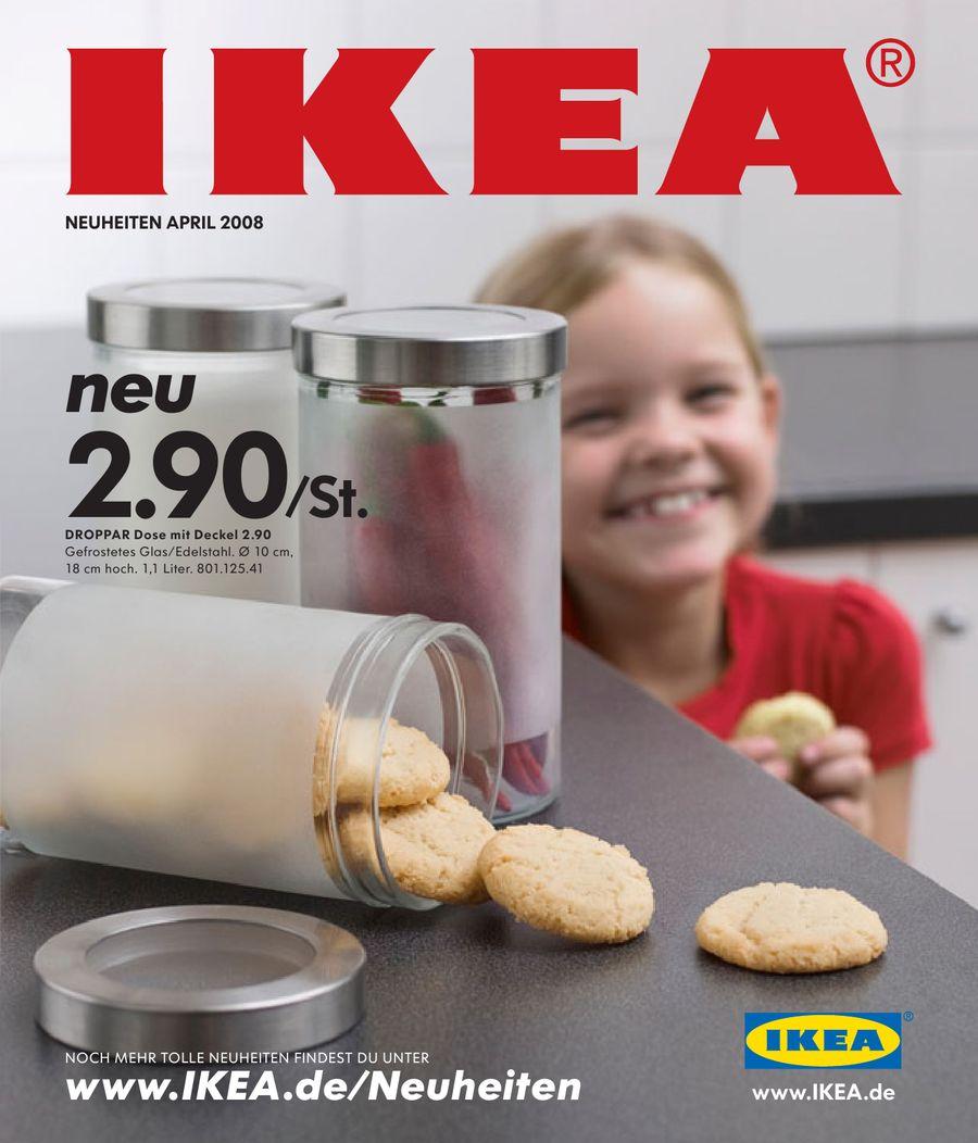 Neuheiten April 2008 Von Ikea