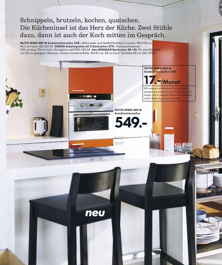 Ikea Küche Wie Bezahlen. U Förmige Küche Zimmerschau Ikea ...
