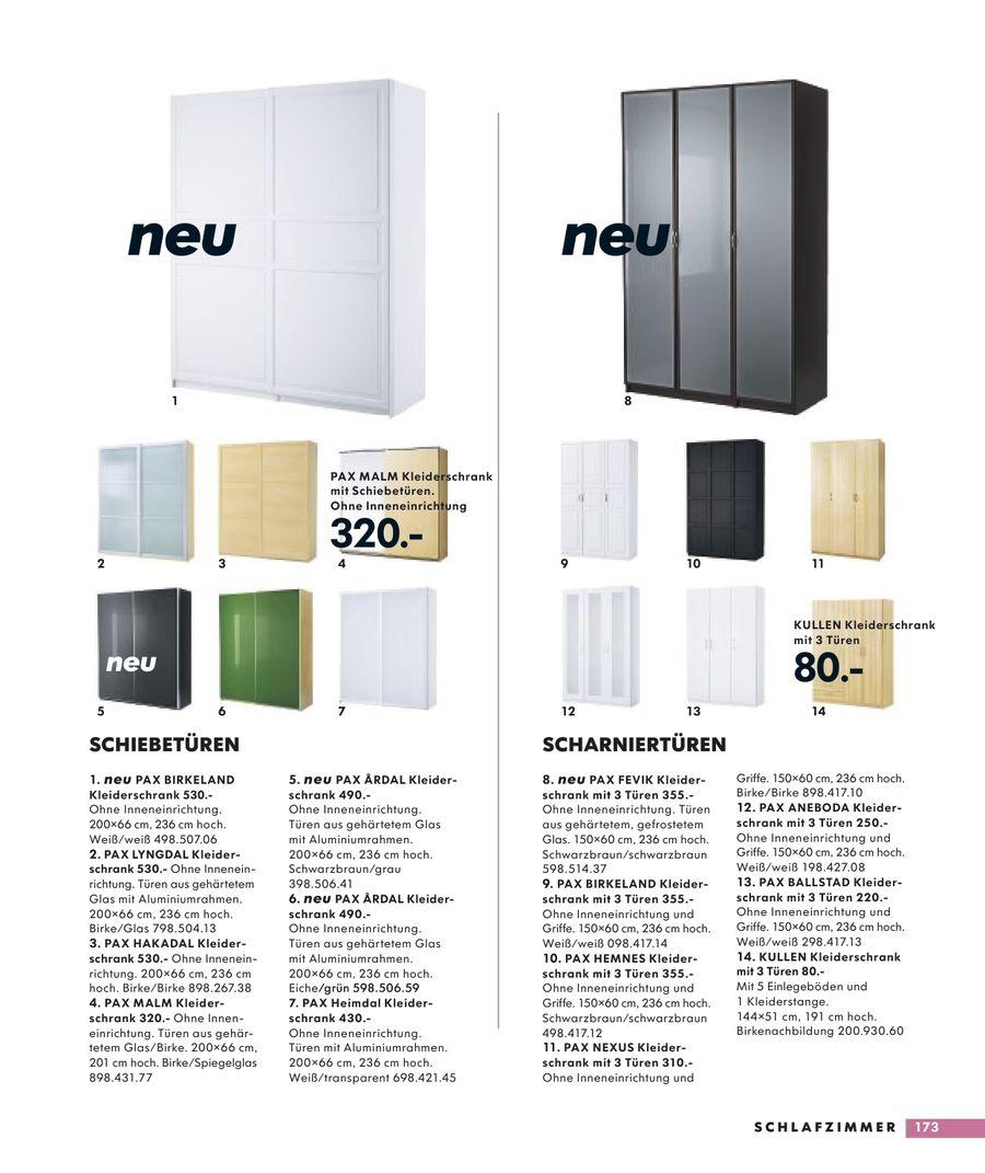 Großartig Ikea Kullen Kleiderschrank Galerie - Die Designideen für ...