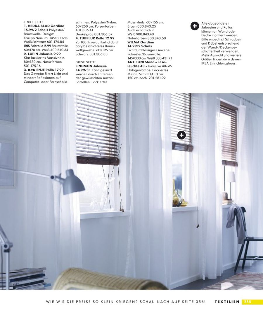 Seite 283 von IKEA Katalog 2009