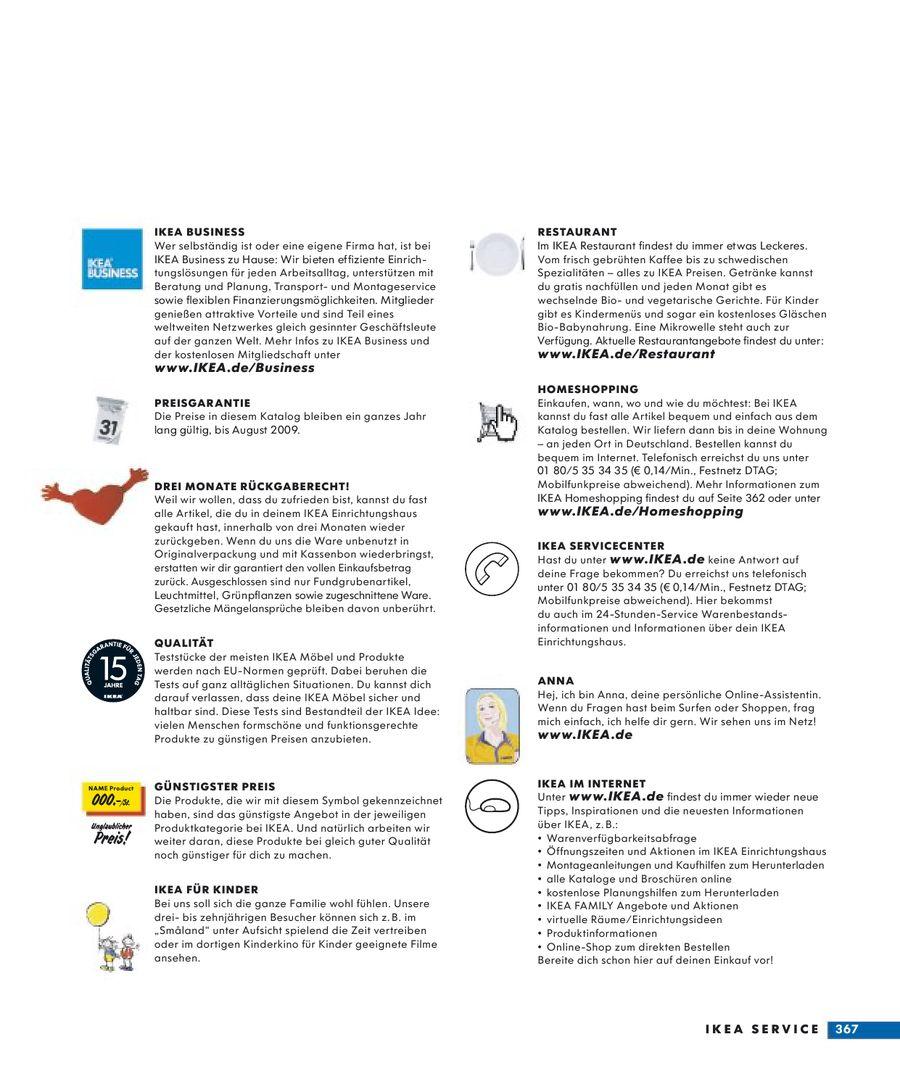 Seite 367 Von Ikea Katalog 2009