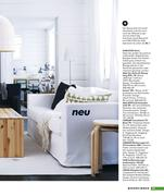 b cherregal mit vitrinent ren ikea in ikea katalog 2009 von ikea. Black Bedroom Furniture Sets. Home Design Ideas