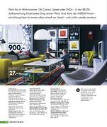 couchtisch schwarz in ikea katalog 2009 von ikea. Black Bedroom Furniture Sets. Home Design Ideas