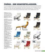 sessel po ng in ikea katalog 2009 von ikea. Black Bedroom Furniture Sets. Home Design Ideas