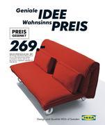 bezug bettsofa ps in ikea katalog 2009 von ikea. Black Bedroom Furniture Sets. Home Design Ideas