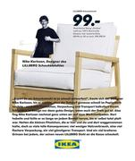 ikea schaukelstuhl in ikea katalog 2009 von ikea. Black Bedroom Furniture Sets. Home Design Ideas