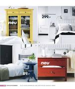 ablagetisch hemnes in ikea katalog 2009 von ikea. Black Bedroom Furniture Sets. Home Design Ideas
