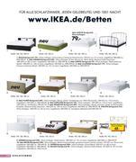 ikea bett in ikea katalog 2009 von ikea, Hause deko