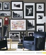 bilderrahmen ikea in ikea katalog 2009 von ikea. Black Bedroom Furniture Sets. Home Design Ideas