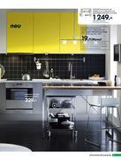 ikea faktum front edelstahl in k chen 2009 von ikea. Black Bedroom Furniture Sets. Home Design Ideas