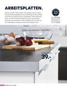 arbeitsplatten k che in k chen 2009 von ikea. Black Bedroom Furniture Sets. Home Design Ideas