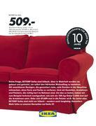 bezug f r sofa in polsterm bel 2009 von ikea. Black Bedroom Furniture Sets. Home Design Ideas