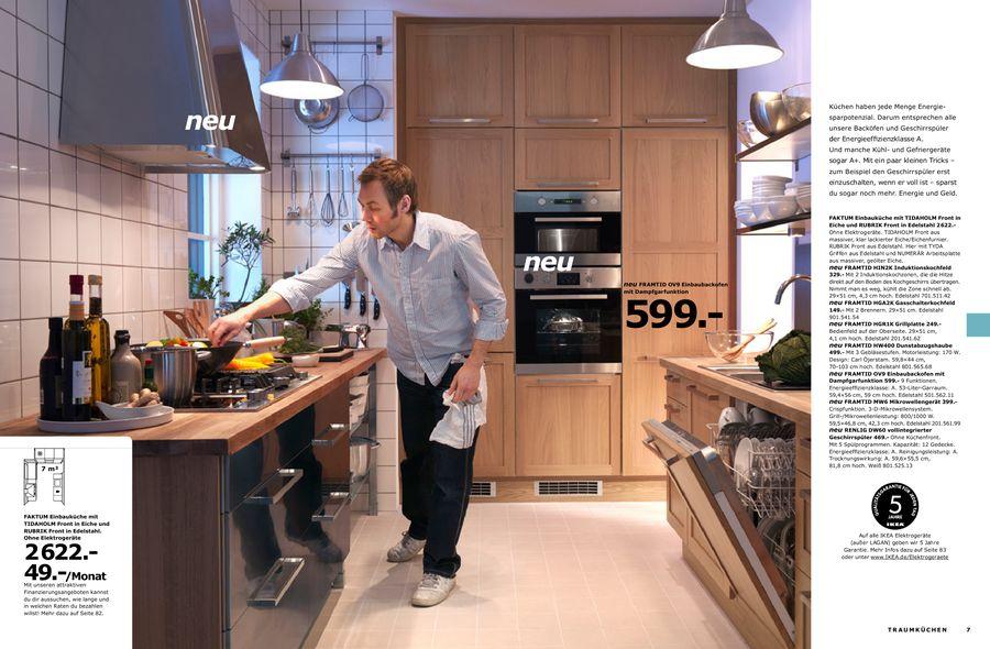 Küchen von ikea