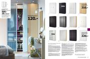 kleiderschrank h he 120 cm in schranksysteme 2010 von ikea. Black Bedroom Furniture Sets. Home Design Ideas
